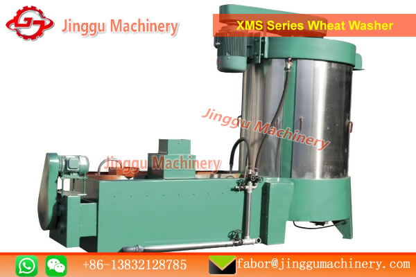 XMS Series Wheat Washer