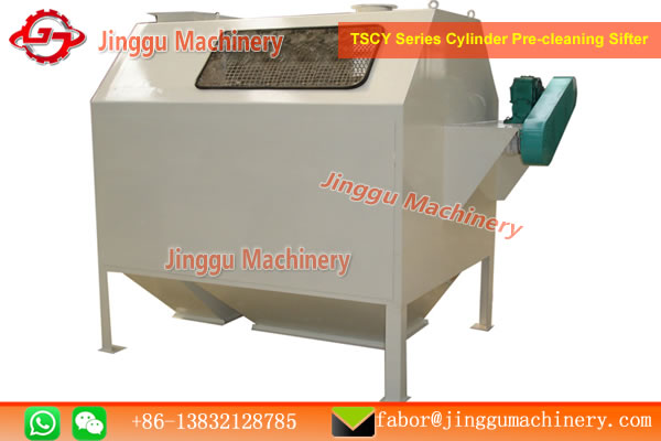 TSCY Series Cylinder Pre-cleaning Sifter