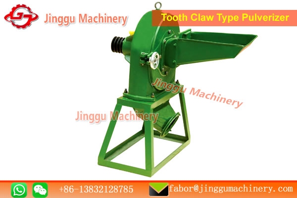 Tooth Claw Type Pulverizer