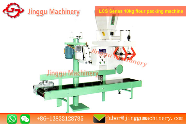 LCS Series 10kg flour packing machine