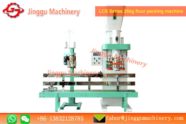 LCS Series 25kg flour packing machine