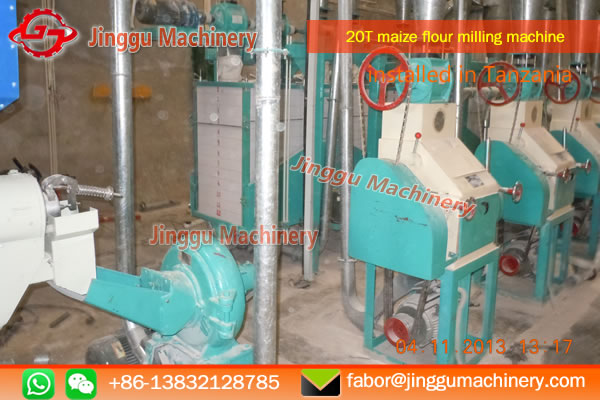 20T maize meal milling machine for sale | maize meal grinding machine
