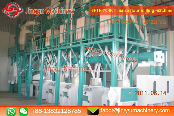 50T maize meal milling machine for kenya client.jpg